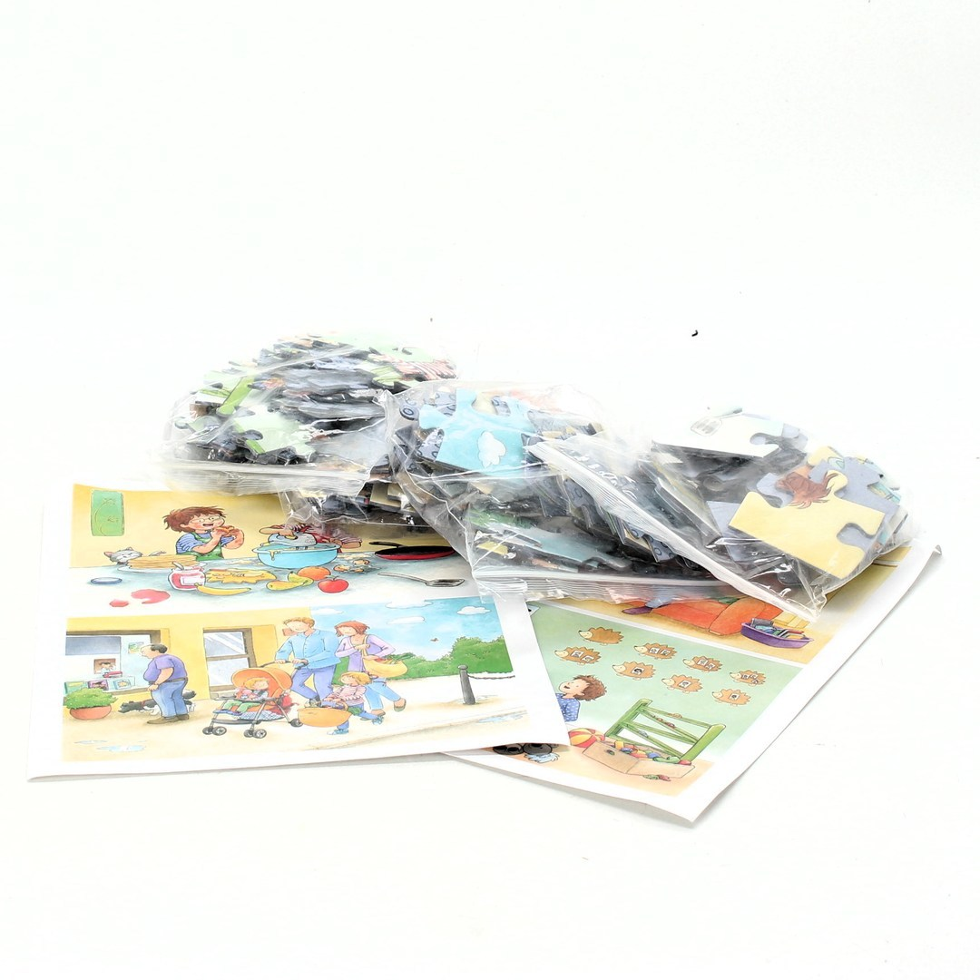 Puzzle v kufříku Schmidt Spiele