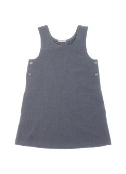 Dětské šaty George odstín šedé