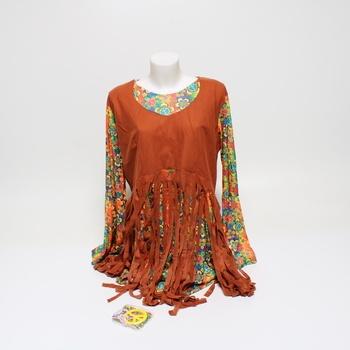 Hippie kostým Widmann 06520 vel. XXL