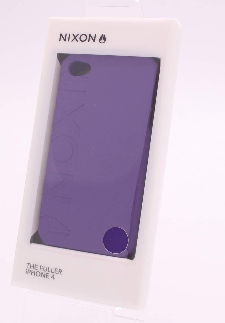 Kryt Nixon pro iPhone 4 The Fuller fialové