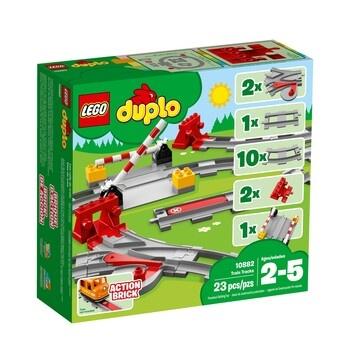 Stavebnice Lego Duplo 10882 Kolejnice