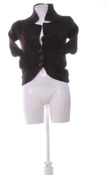 Dámský zimní hnědý svetr Esprit