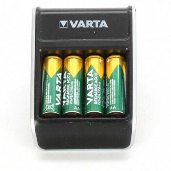 Nabíječka baterií Varta LCD Plug
