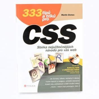 Martin Domes: 333 tipů a triků pro CSS
