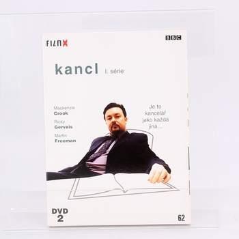 DVD Kancl 1. série DVD 2 R.G.