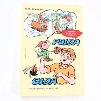 Kniha pro děti Polda a Olda - Kniha 1