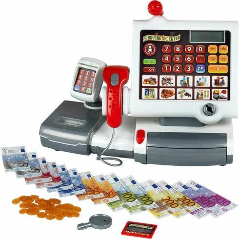 Dětská pokladna Klein Shopping Center 9356