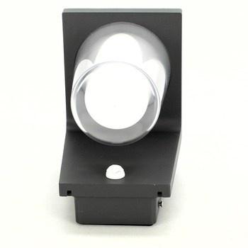 Venkovní světlo Flornia s detektorem pohybu
