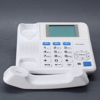 Telefon se sluchátkem Alcatel Temporis Max