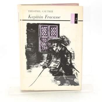 Kniha Kapitán Fracasse Theophile Gautier