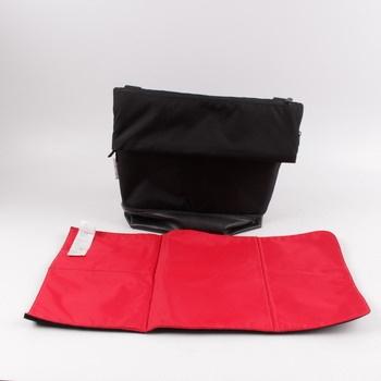 Přebalovací taška Buoabo černá
