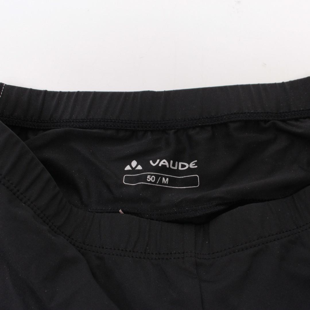 Cyklistické kraťasy Vaude Green Shape černé