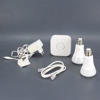 Stmívatelné žárovky Philips Hue White Col