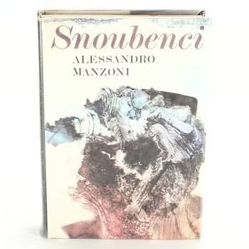 Kniha Alessandro Manzoni: Snoubenci