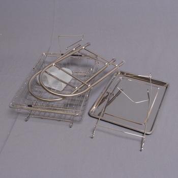 Odkapávač nádobí nerezový RelaxDays 10020389
