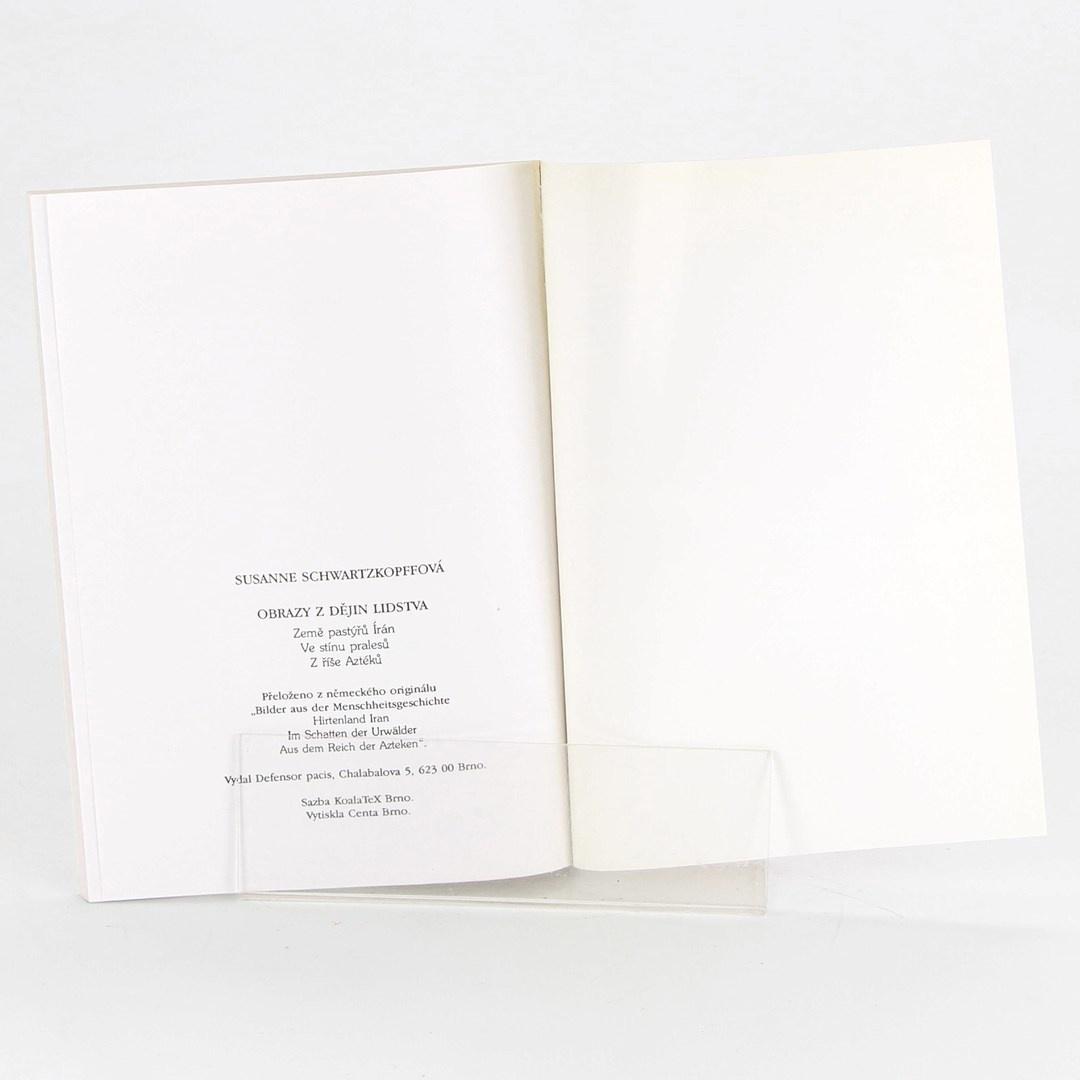 Kniha Obrazy z dějin lidstva