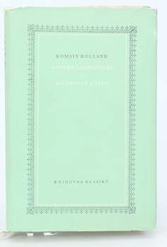 Kniha Romain Rolland: Goethe a Beethoven