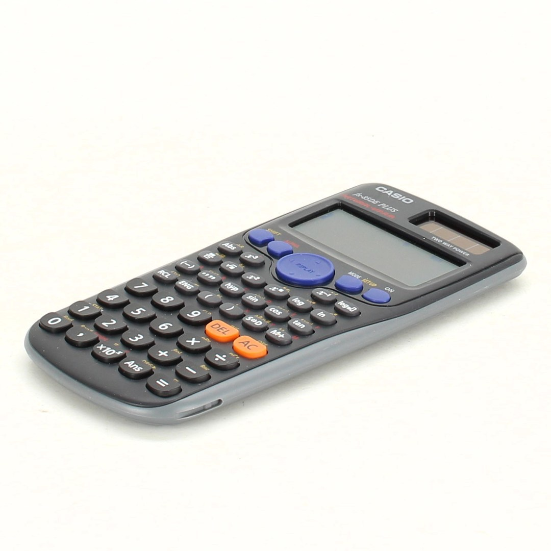 Kalkulačka Casio fx-85DE PLUS