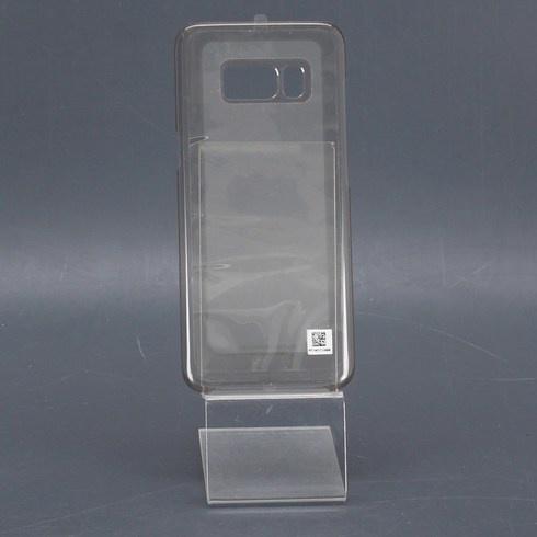 Ochranný kryt Samsung Galaxy S8 čirý-zlatý
