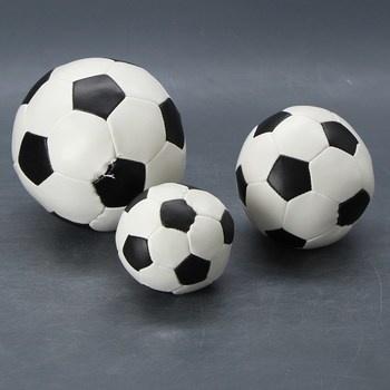 Gumový míč Lena 62161 3 ks
