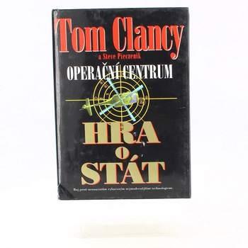 Kniha Operační centrum - Hra o stát