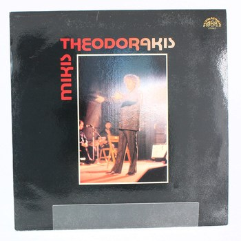 Gramofonová deska Mikis Theodorakis