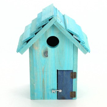 Ptačí budka RelaxDays 10020734_45 modrá