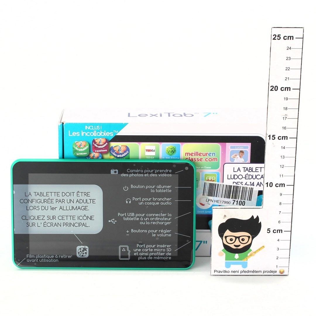 Dětský tablet Lexibook LexiTab 7