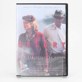 DVD film české drama Želary