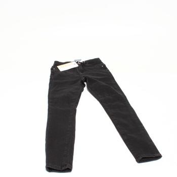 Dámské džíny Only ONLPOWER MID PUSH UP černé