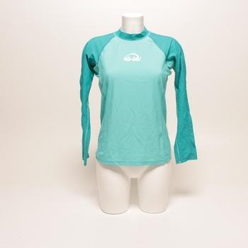 Dámské tričko IQ-UV 300 zelené
