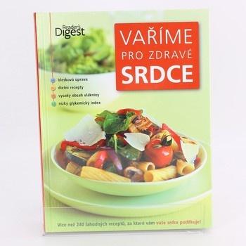 Kuchařka Reader's Digest Vaříme pro zdravé srdce