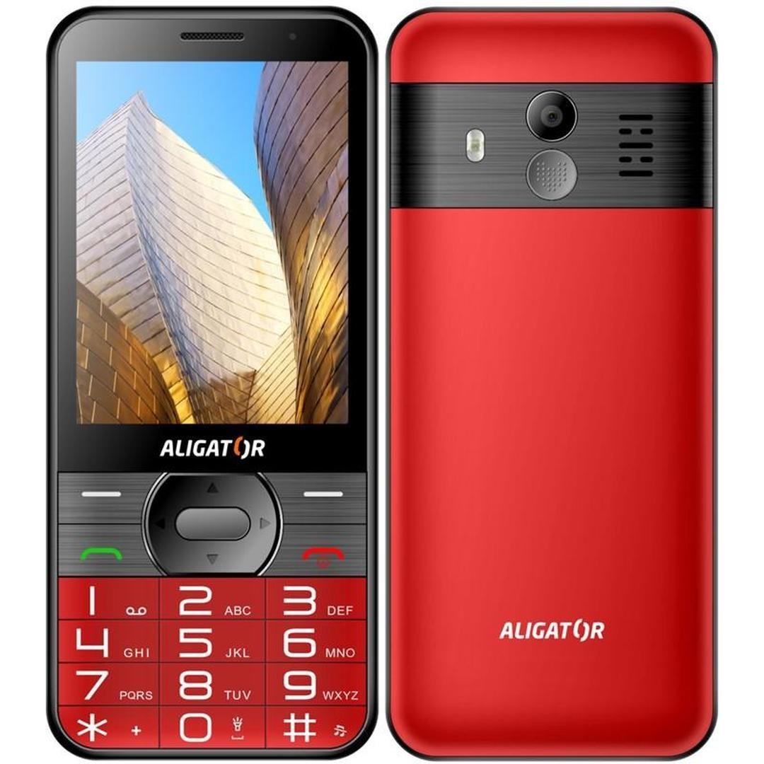 Mobil pro seniory Aligator A900