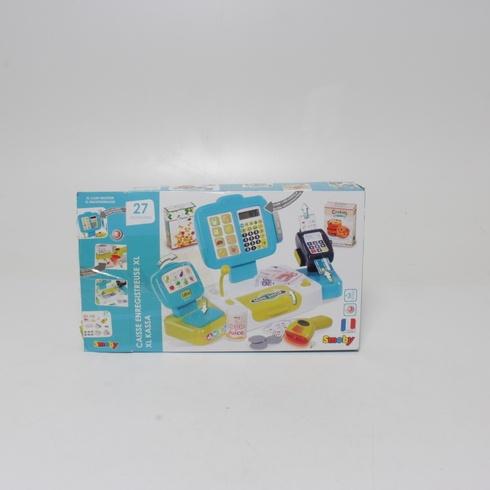 Dětská pokladna Smoby Mini shop