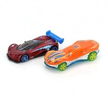 Modelová autíčka Hot Wheels sport 2ks