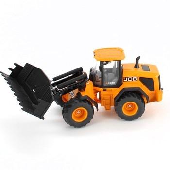 Traktor s nakladačem Siku 3663