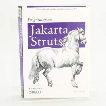 Kniha Jakarta Struts Cuck Cavaness