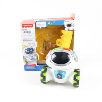 Robot Fisher Price Movi Think & Learn