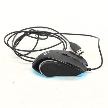 Optická herní myš Logitech G300S