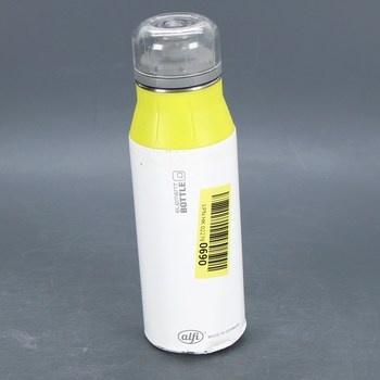 Outdoorová láhev Alfi 5357108060 žlutobílá