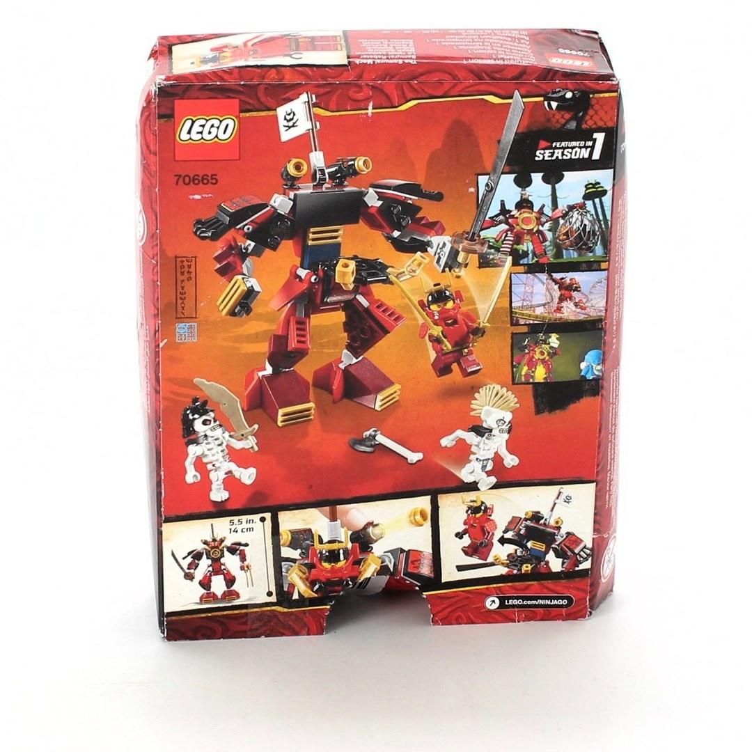 Stavebnice Lego Ninjago 70665