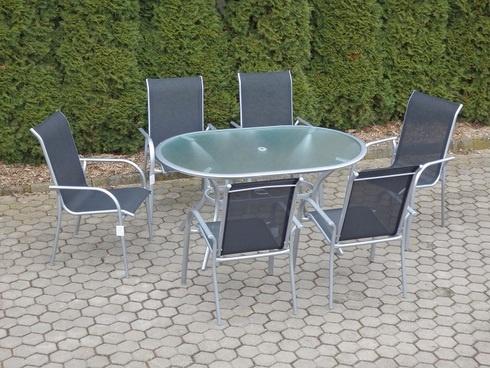 Zahradní stůl V-Garden VeGAS CELERY
