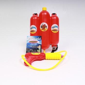 Vodní stříkačka s batohem Jamara 460342