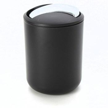 Odpadkový koš Wenko Brasil Black