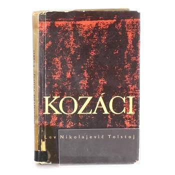 Kniha Kozáci Lev Nikolajevič Tolůstoj