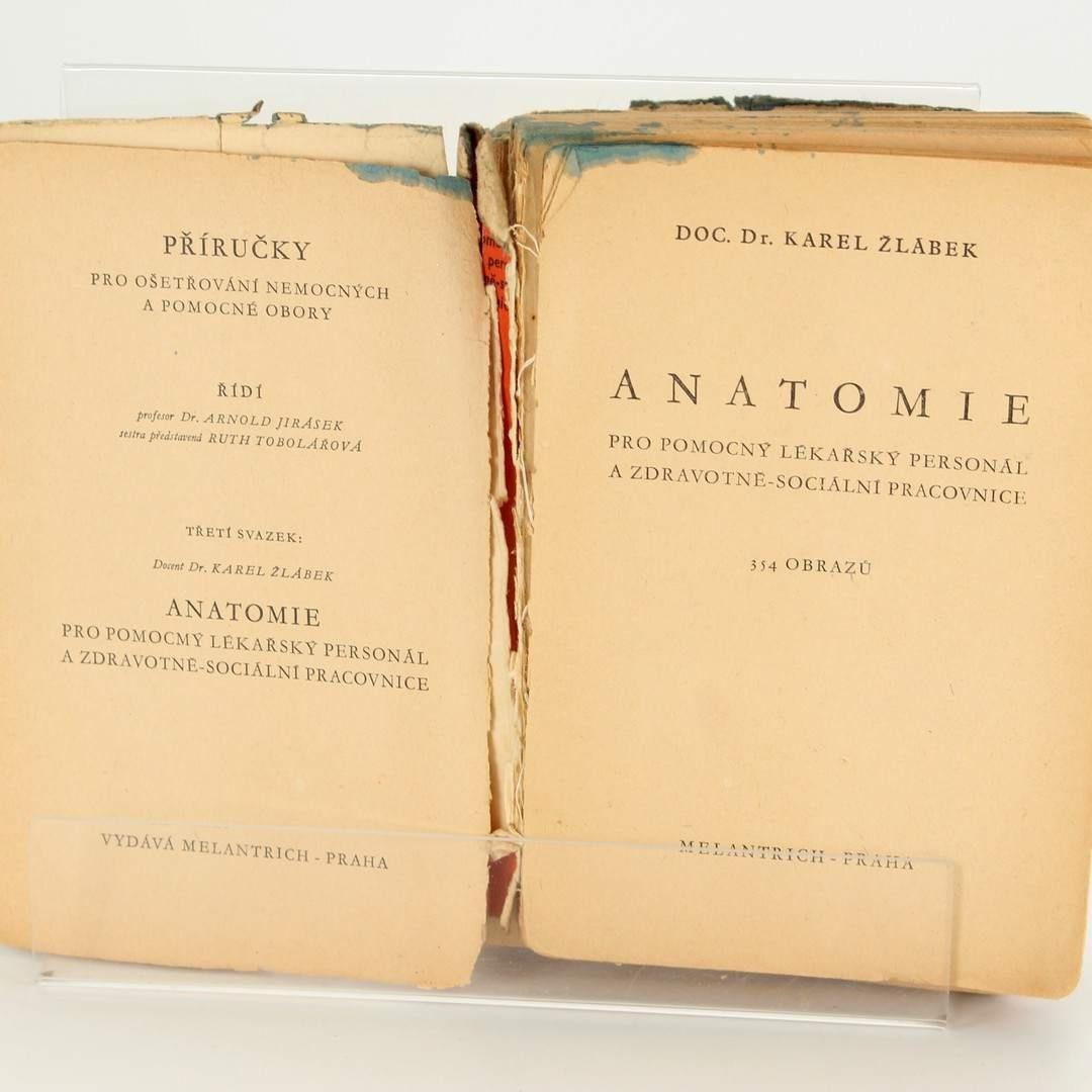 Příručka Anatomie pro pomocný personál