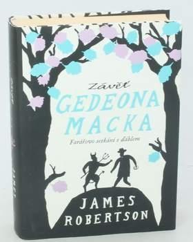 Kniha J. Robertson: Závěť Cedeona Macka