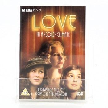 DVD seriál Love in a cold climate