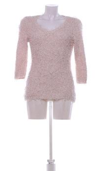 Dámský svetřík F&F růžový