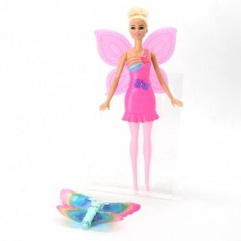 Panenka Barbie FRB08 květinová